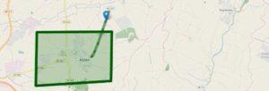 Monitorización límite geográfico